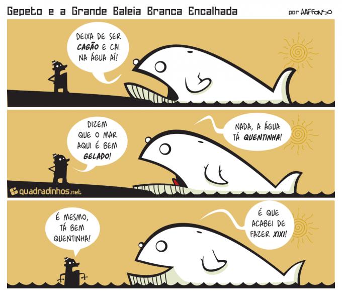 Água Quentinha