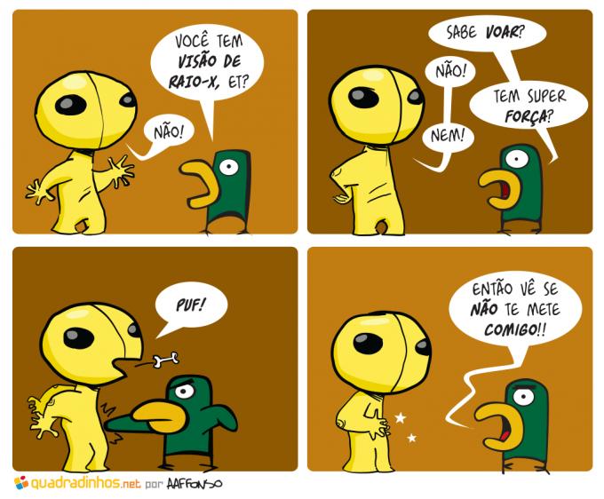 superpoderes alienígena